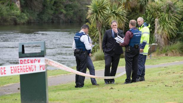 Beth Christina Winfield, 23, was found in the Waikato River about 4pm on Wednesday.