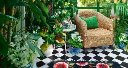 The winning space in NZ House & Garden's Interior of the Year awards was created by Angela Kemp and inspired by ...