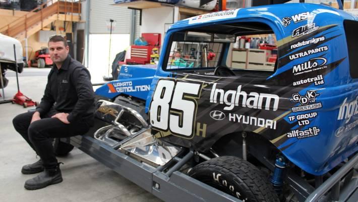 Champion Hamilton Driver Returns To Stock Cars For New Season