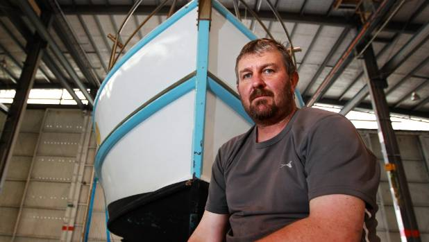 Rob Ansley, director of Ocean Pearl Fisheries used to love fishing, but now he just wants out.