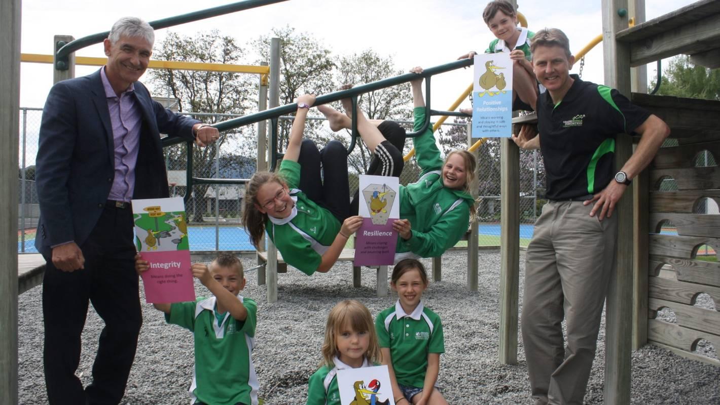 Marlborough children's life skills project boasts highest ...