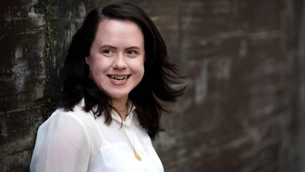Mindful Minute programme creator Natalie Lanfear.