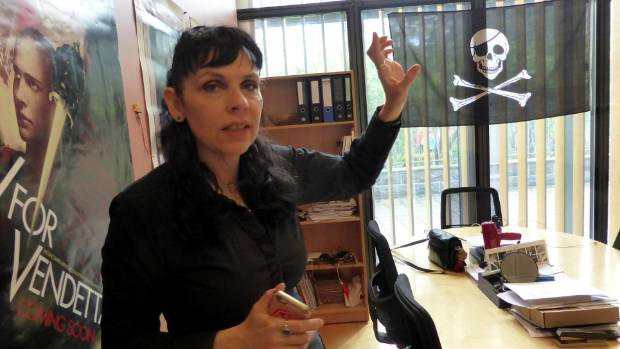Leader of the Pirate Party of Iceland Birgitta Jonsdottir says she could never have envisioned her party governing the ...