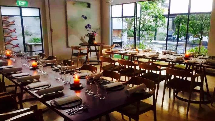The French Cafe In Auckland Was Number One Fine Dining Pick Tripadvisor S Travellers