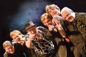 The Hollies are back in New Zealand this week for a five-date tour of North Island.