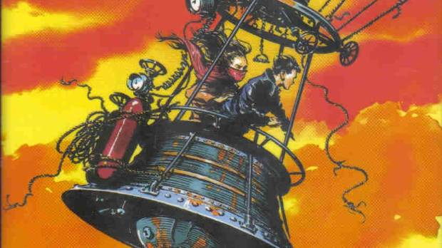Philip Reeve's Mortal Engines will be adapted for the screen, and they need extras.