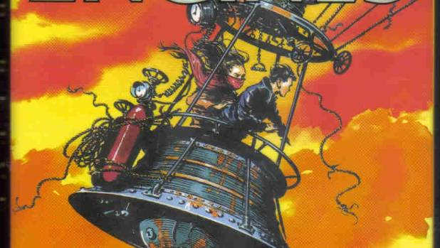 Mortal Engines is based on a Philip Reeve novel.