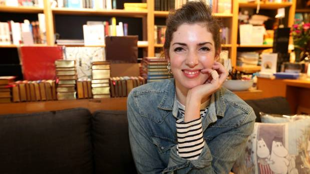 Niki Ward, owner of Ekor in Wellington's College St, says her store combines her, and many Wellingtonians' love of books ...