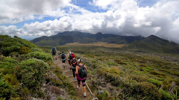 Lonely Planet says the Pouakai Crossing is ''unmissable''.