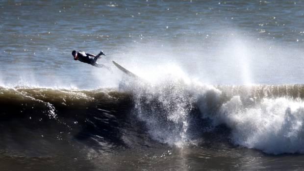Taranaki's legendary surf spots are a big drawcard to the region