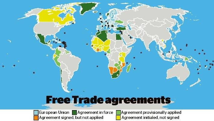 Nz Free Trade Agreement With The Eu Up For Debate Stuff