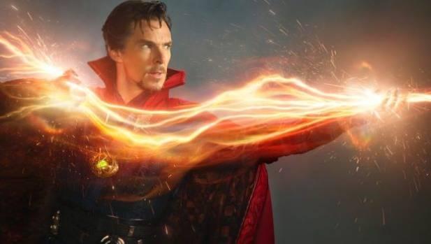 Benedict Cumberbatch stars as Doctor Stephen Strange in Marvel's Doctor Strange.