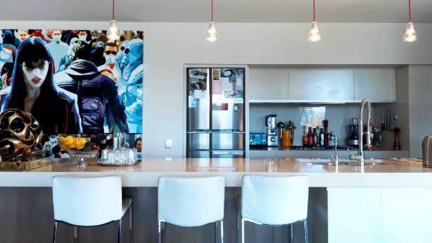 Cool Wanaka apartment