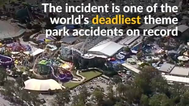 Families plead for answers in Australian theme park deaths