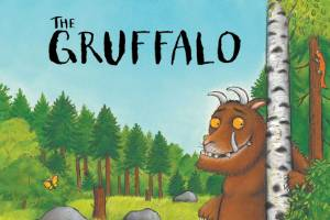 A stage adaptation of The Gruffalo is currently touring NZ.