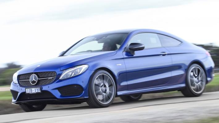 8e04a1a57b6bae Mercedes-AMG C 43 is cool but confusing