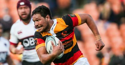 Whetu Douglas played in all of 10 of Waikato's 10 matches in this year's Mitre 10 Cup.