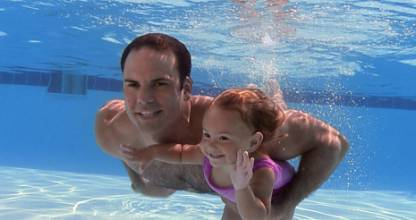 New data indicating that over a third of Kiwi dads are getting involved in swim-time with their babies is welcomed by ...