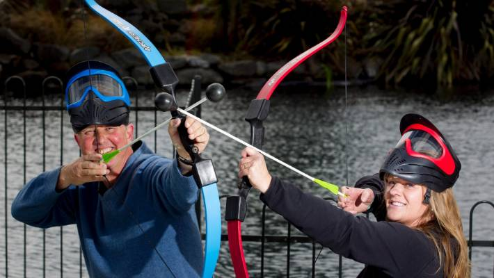 New Action Packed Family Archery Game To Hit Marlborough