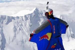 Valery Rozov is an n extreme sports athlete who has claimed a world record for the second time.
