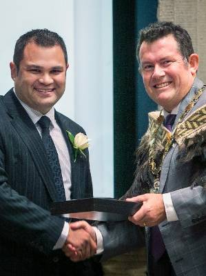 Tangi Utikere has been appointed deputy mayor by Palmerston North mayor Grant Smith.