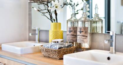 Some of items most commonly stored in our bathrooms would be better off elsewhere.