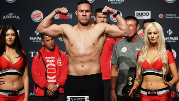 Joseph Parker will fight Andy Ruiz in Auckland.