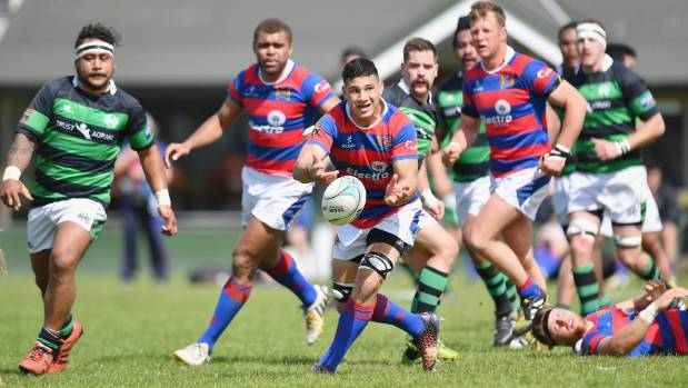 Buller's Dan Hytongue is one of three additions to the Tasman men's squad.