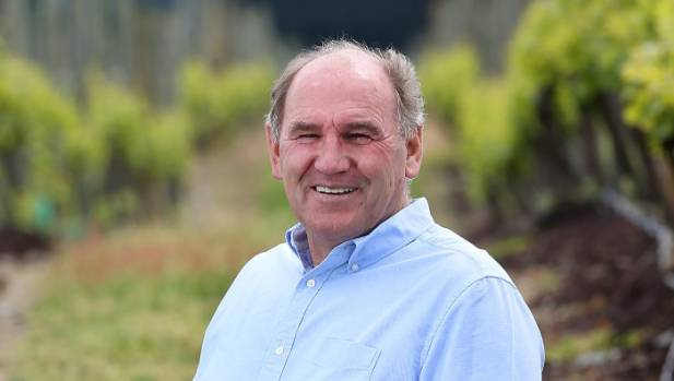 Allan Scott was involved in the first planting of vines in the Marlborough wine region in 1973.