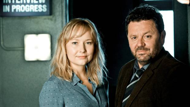 Neill Rea and Fern Sutherland are the stars of The Brokenwood Mysteries, who help set the show's unique tone.