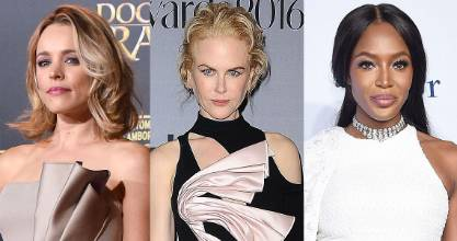 Rachel McAdams and Naomi Campbell nail it this week but we're undecided on Nicole Kidman's frock.