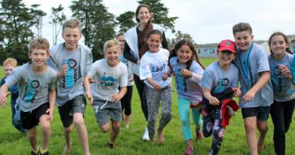 Olympic athlete Eliza McCartney is the celebrity guest at this year's Bayswater Kids Duathlon.