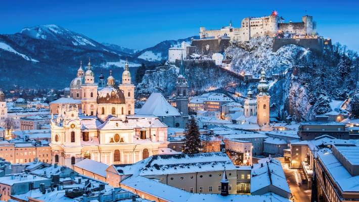 Salzburg Christmas Market.10 Of The Most Magical Christmas Markets In Europe Stuff Co Nz