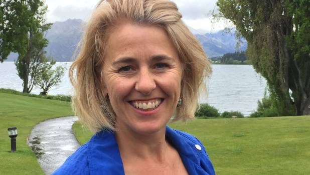 Megan Williams is delighted Te Kakano Trust has secured funding to study Lake Wanaka.