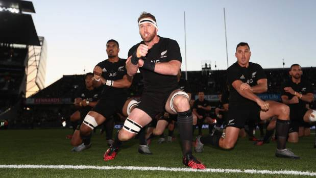 The All Blacks' first test against the Lions takes place at Eden Park on June 24.