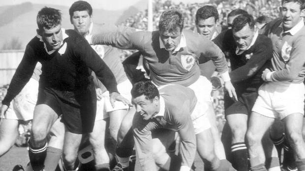 World rugby icon Sir Colin Meads dies