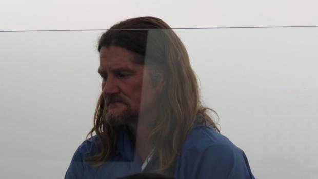 Jason Blackler appears in court