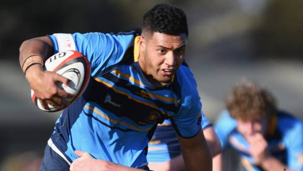 Cruz Topai-Aveai switched form rugby to rugby league in 2015 and hasn't looked back since.