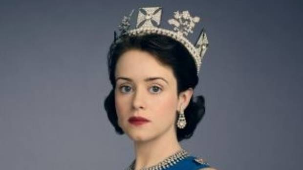 Claire Foy stars as Queen Elizabeth in Netflix series The Crown.