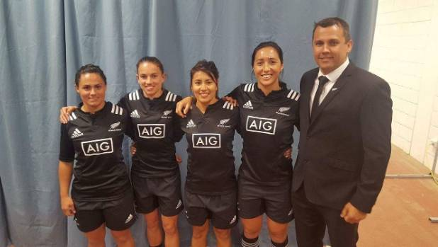 Image result for black ferns uniform