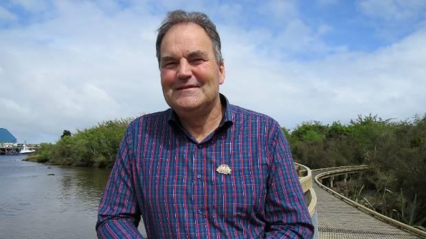 Buller mayor Garry Howard.