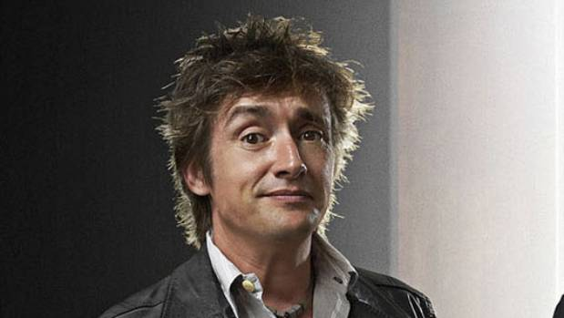 Richard Hammond airlifted to hospital after auto crash