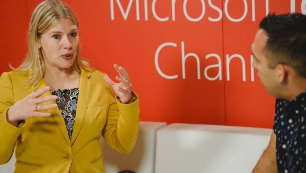 Microsoft's Jennifer Marsman on machine learning