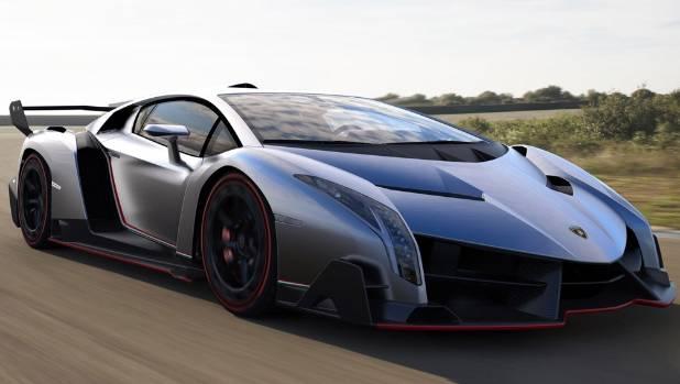 Ordinaire A Lamborghini Veneno.