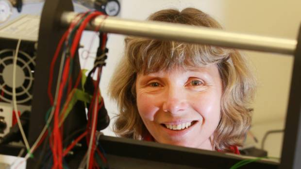 Waikato University's Professor of materials Kim Pickering and her students are doing world-leading research looking at ...