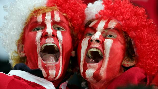 Wellington is set to be invaded by fans of both the Lions and All Blacks at the end of June, as it was during the 2005 ...