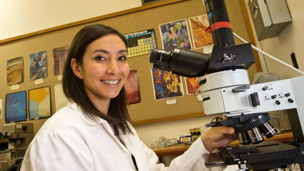 Auckland University 'Nanogirl' Michelle Dickinson says the science on fluoride shows it is safe.