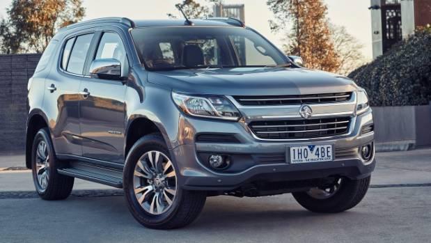New Holden Trailblazer Ltx Suv Cheaper Than Colorado Stuff Co Nz