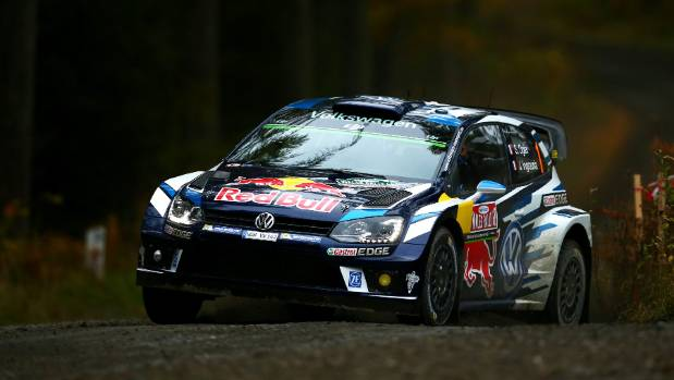 Volkswagen to pull out of WRC