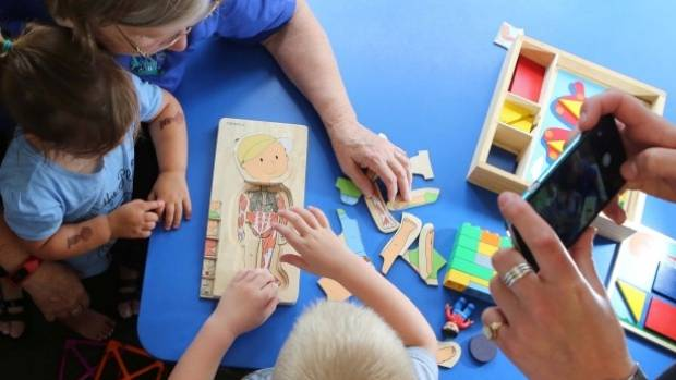 Fears For Children As Early Childhood Education Providers